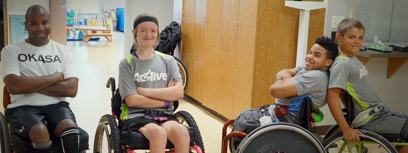 Athletes in the Endeavor Games inspire patients