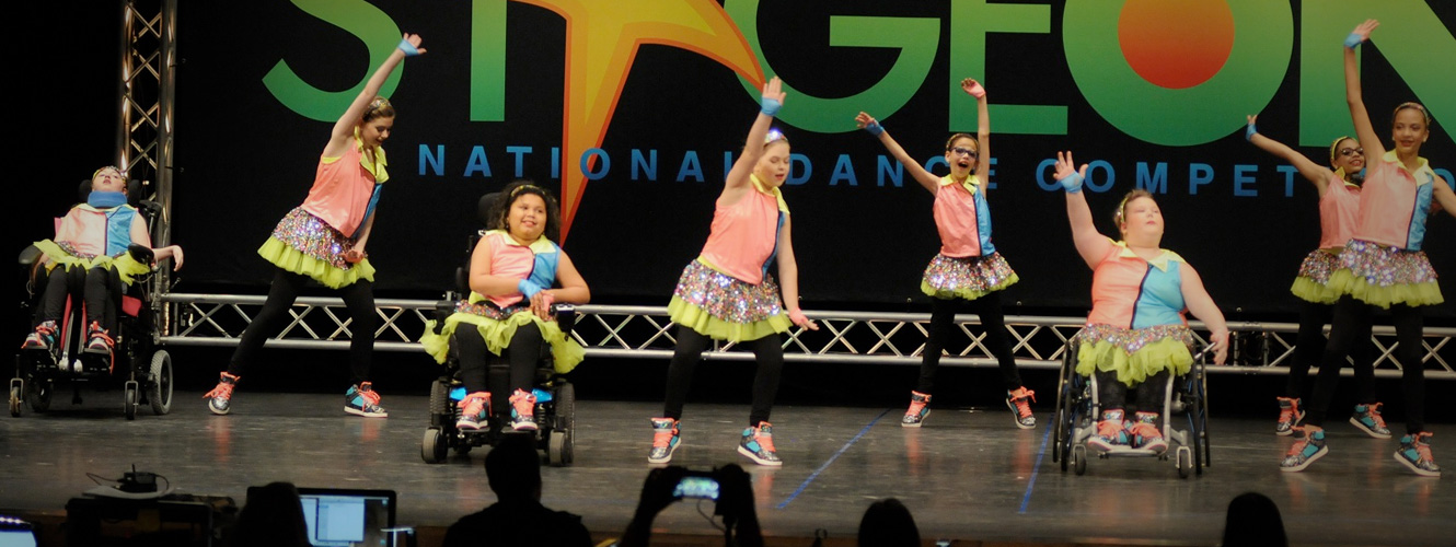 Hospital patients perform at National Dance Competition