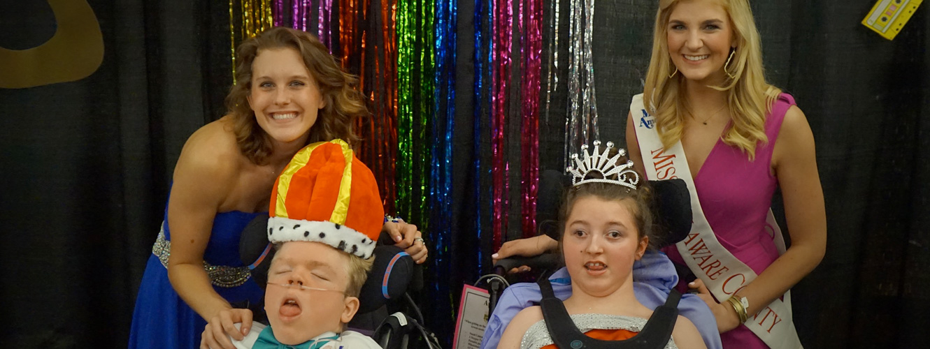 Hospital Patients Celebrate Prom