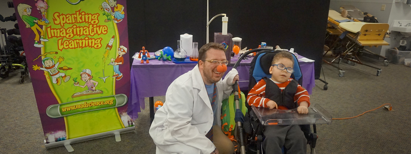 Patients experiment with Mad Science