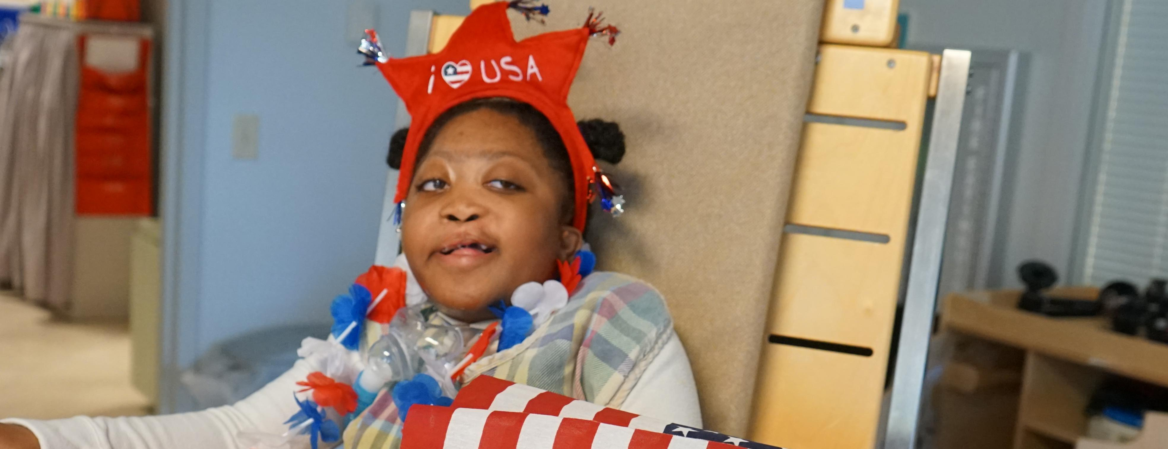 Patients Celebrate Veteran's Day