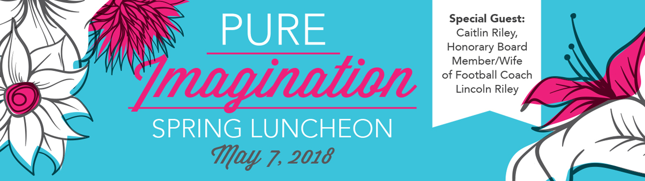 Pure Imagination Spring Luncheon