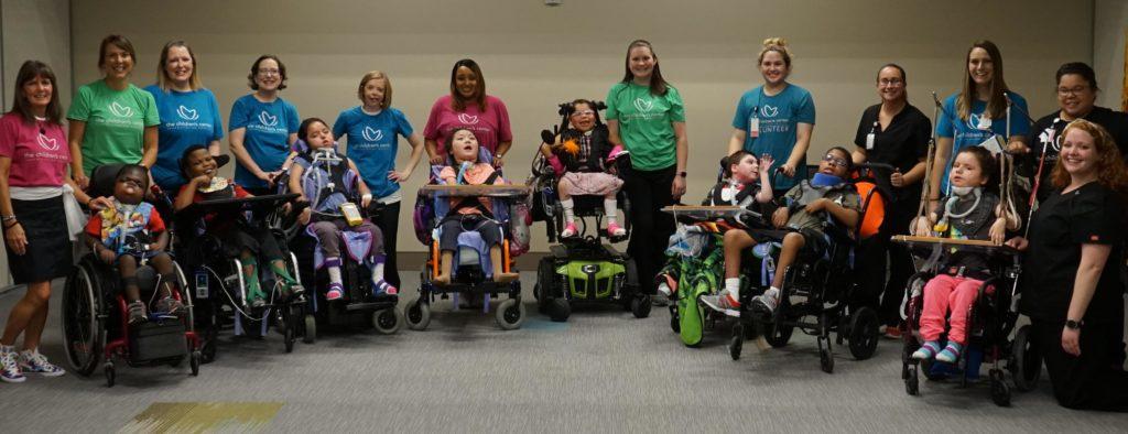 National Dance Day - The Children's Center Rehabilitation Hospital
