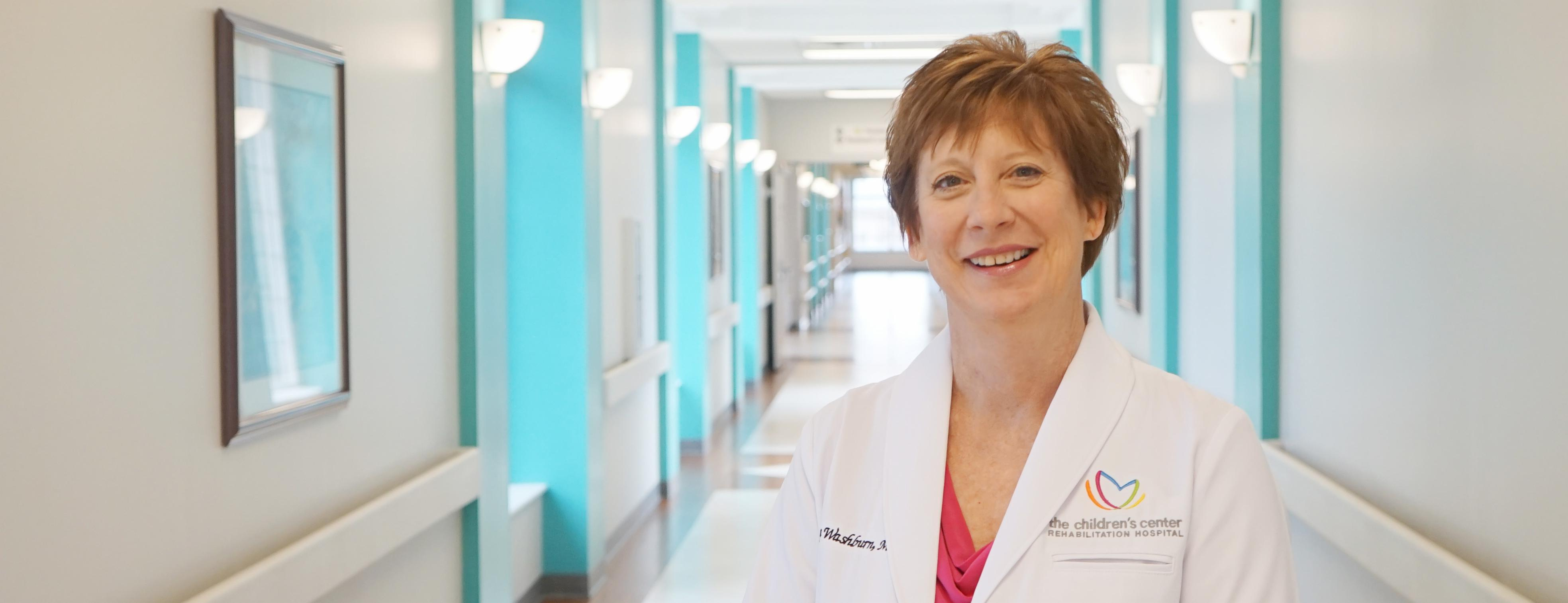 Hospital Welcomes Tonya Washburn MD