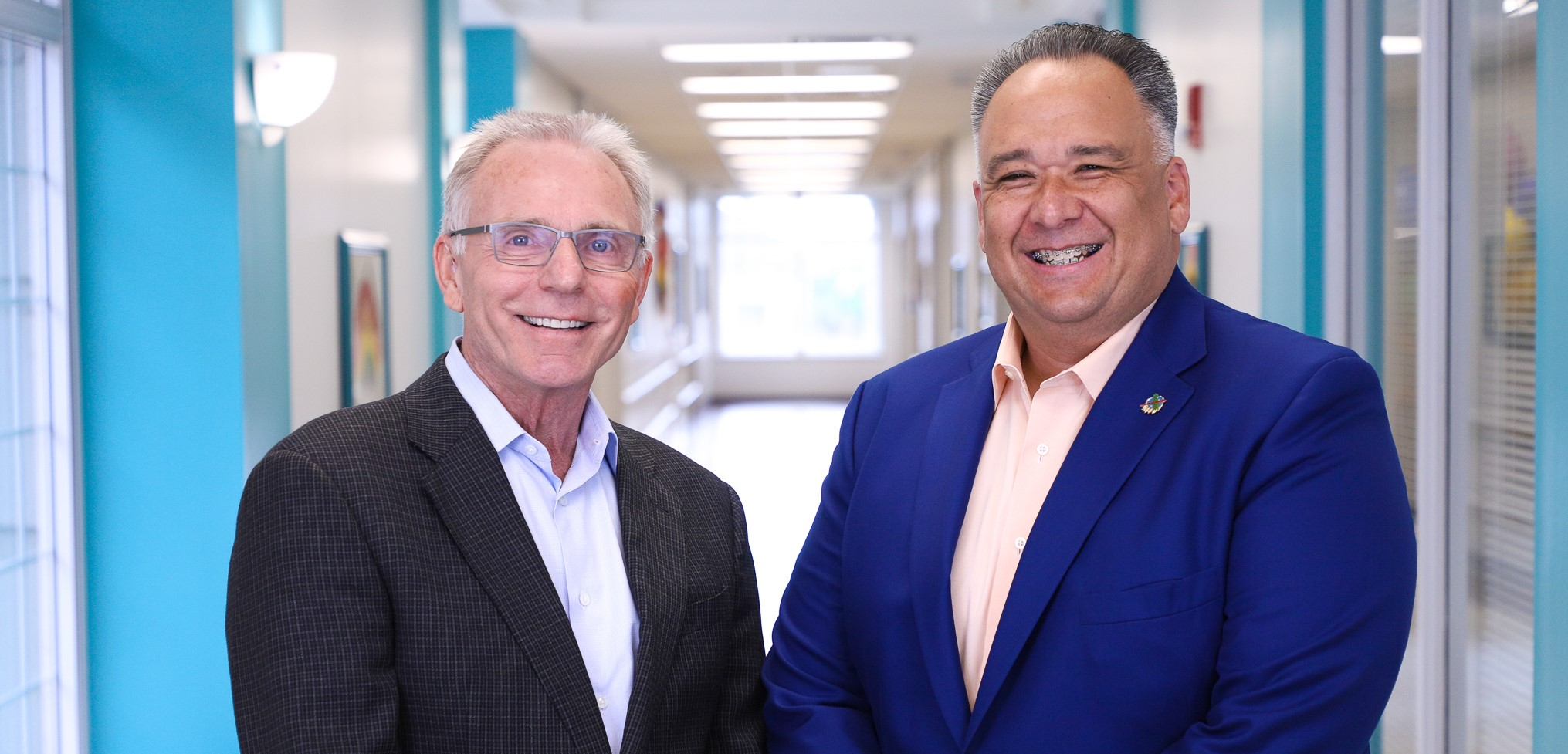 Hospital leadership changes take effect