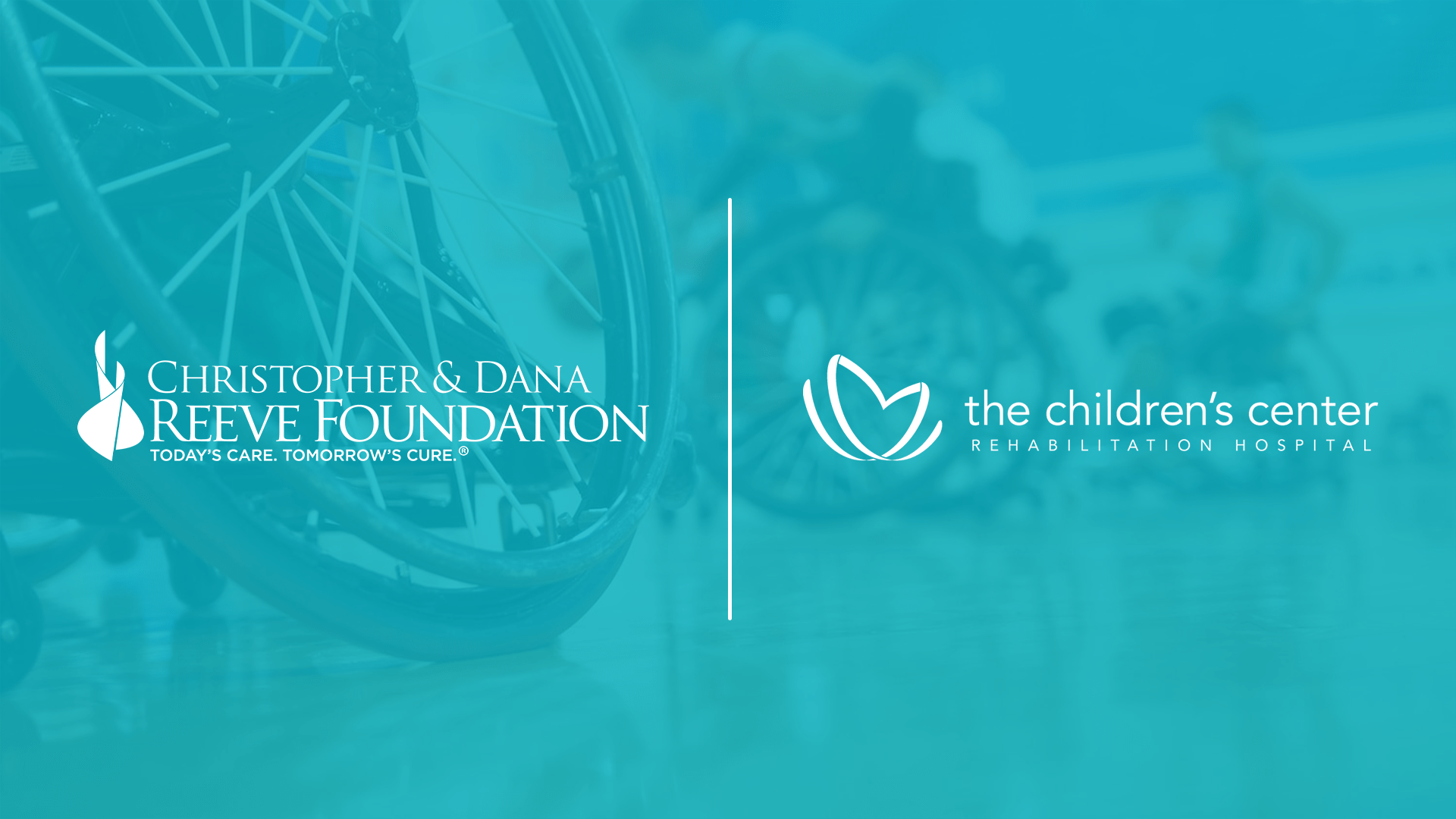The Children's Center Rehabilitation Hospital Receives Quality of Life Grant From Christopher & Dana Reeve Foundation For Adaptive Sports Equipment